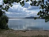 Hráz Máchova jezera - Staré Splavy