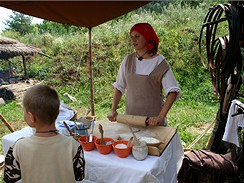 Keltská usedlost Isarno