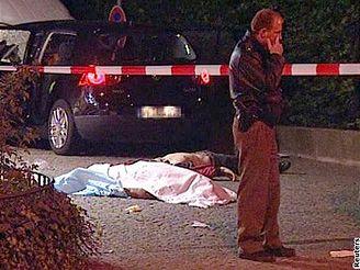 Střelba v Duisburgu