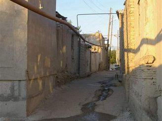 Trabantem v Uzbekistánu
