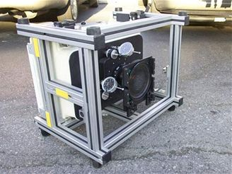 Gigapxl fotoaparát