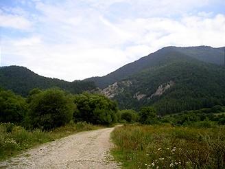 Slovensko, Prosiecka dolina