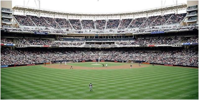 Baseball, San Diego, Kalifornie