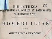 Homer - Ilias a Odyssea