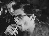 Allen Ginsberg v 50. letech