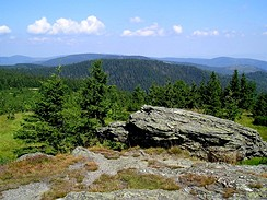 Volovské vrchy, Slovensko
