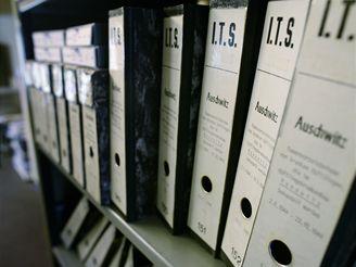 Archiv dokumentů o obětech nacismu v německém Bad Arolsenu