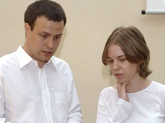 Ilja a Vera, děti zavražděné novinářky Anny Politkovské