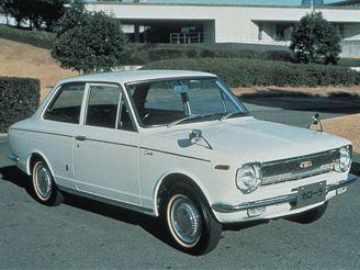 Toyota Corolla první generace