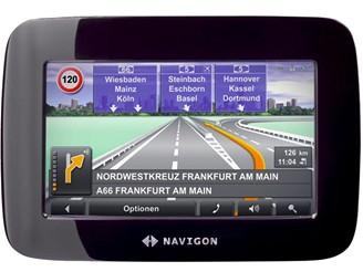 Navigace Navigon