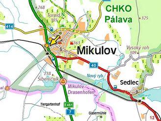 Nehoda u Mikulova