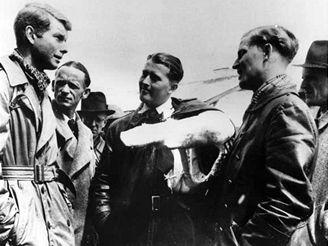 Von Braun v americkém zajetí (1945)