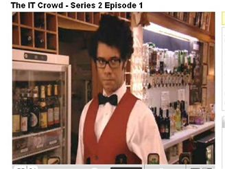 IT Crowd - Moss