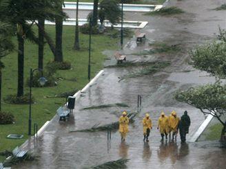 Hurikán Dean řádil na Jamajce