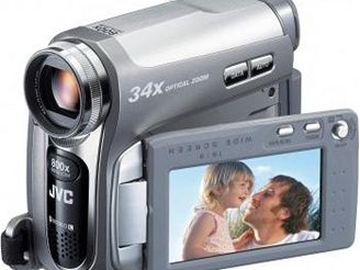 Kamera JVC GR-D740