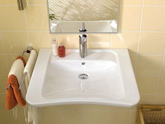 Koupelna bez bariér