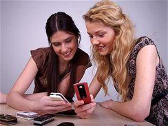 Dámské mobily