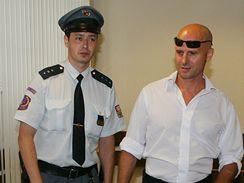 Pavel Šrytr si od soudu odnesl staronový trest - dvacetiměsíční podmínku