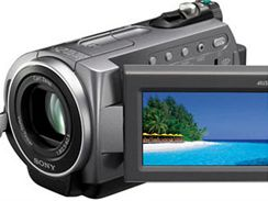Kamera Sony DCR-SR52