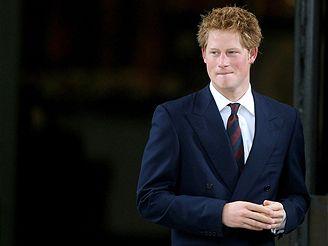 Dianin syn, princ Harry