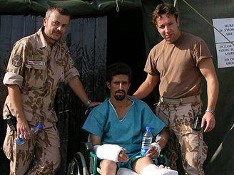 Lékaři polní nemocnice zvládli unikátní operaci
