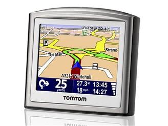 Nové navigace TomTom představené na IFA 2007