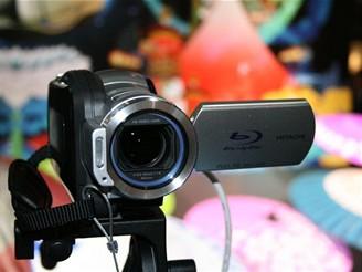 Hitachi BluRay kamera - zepredu