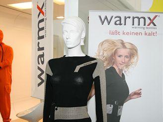 Obleček warmx (momentky z IFA 2007)