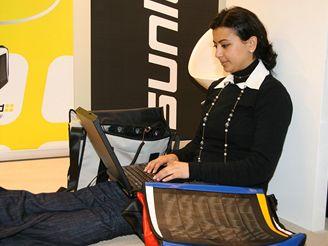 Solární taška (momentky z IFA 2007)
