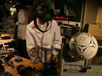 Kopačák v počítači (momentky z IFA 2007)
