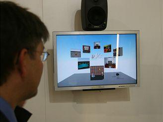 3D displej (momentky z IFA 2007)