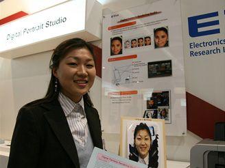 Portrét (momentky z IFA 2007)