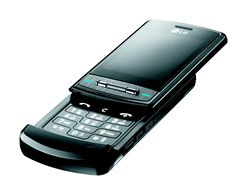 Nové modely LG představené na IFA 2007