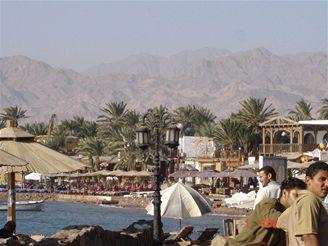 Město Dahab, Egypt