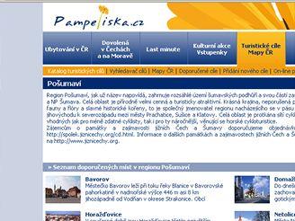 Pampeliška.cz