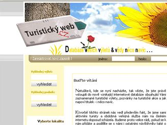 Turistický web