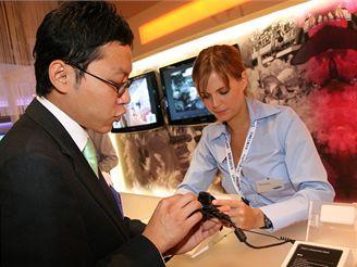 Samsung NV20 (IFA 2007)