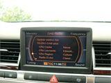 Přijímač DAB vysílání automobilu