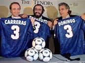 Tři tenoři aneb José Carreras, Luciano Pavarotti a Placido Domingo
