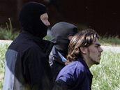 Zatčení podezřelých z terorismu v Německu