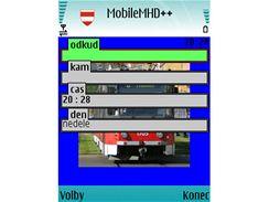 Jízdní řády MHD můžete mít i v mobilu
