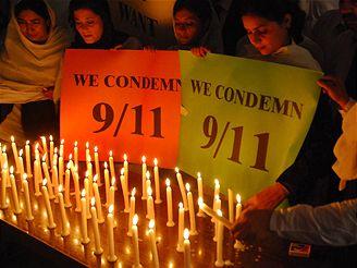 Šesté výročí 11. září