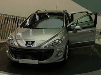 Peugeot 308 SW Prologue