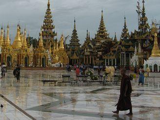 Pagoda Šwedagon