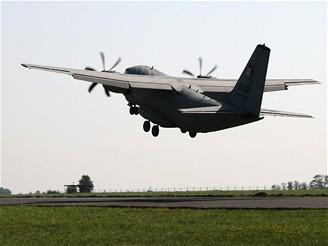 C-27J Spartak vzlet 2