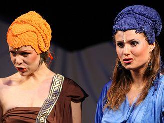 Divadelní hra Lysistrata v divadle Semafor (2007)