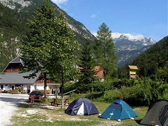 Slovinsko, Julské Alpy