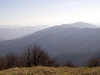 Slovensko, Bukovské vrchy