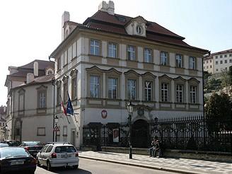 Fürstenberský palác v Praze