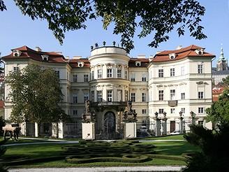 Lobkovický palác v Praze